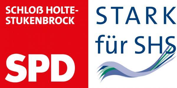 Logo: STARK für SHS
